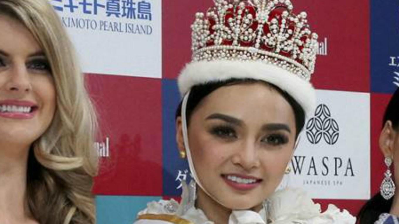 Miss International 2016, Kylie Verzosa