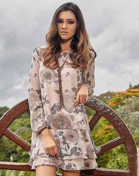 Fatima Culler Molina is Miss World El Salvador 2017