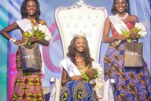 Margaret Derry Mwintuur wins Miss Ghana 2017