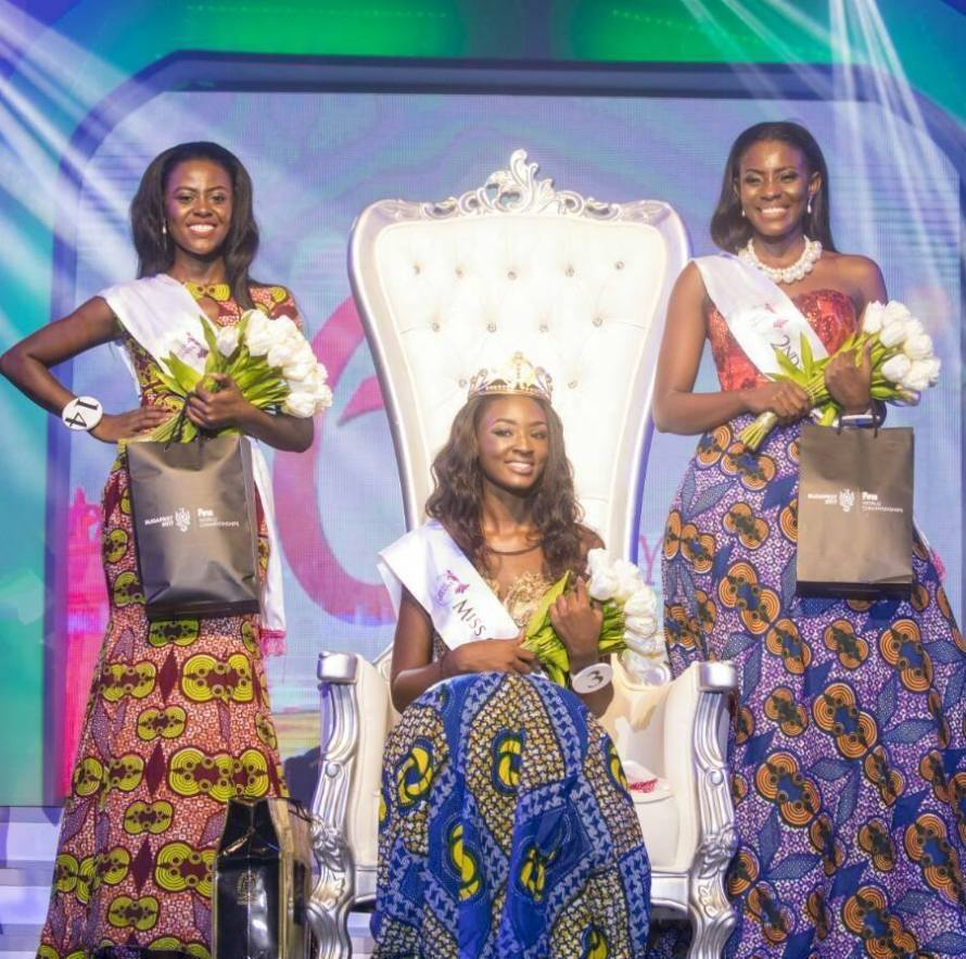 Margaret Derry Mwintuur Wins Miss Ghana 2017 The Great Pageant