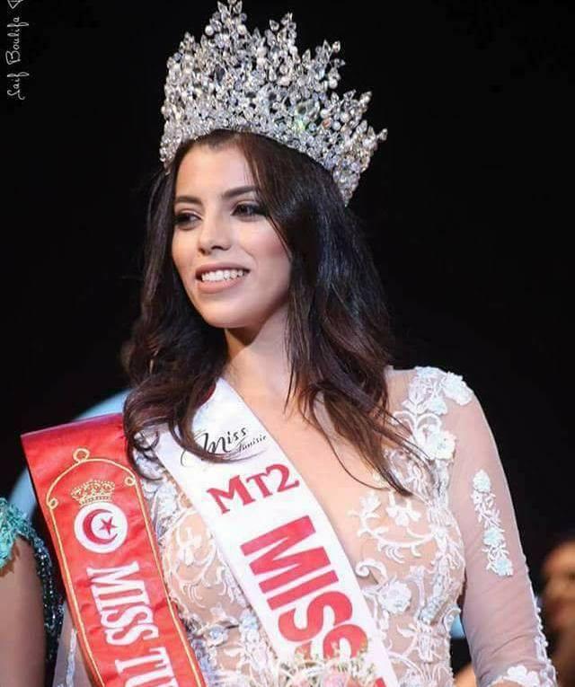 Haifa Ghedir is Miss Tunisie 2017