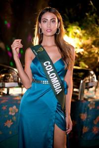 Miss Earth Colombia 2017