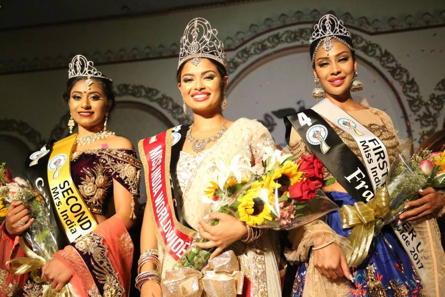 Madhu Valli (USA) wins Miss India Worldwide 2017
