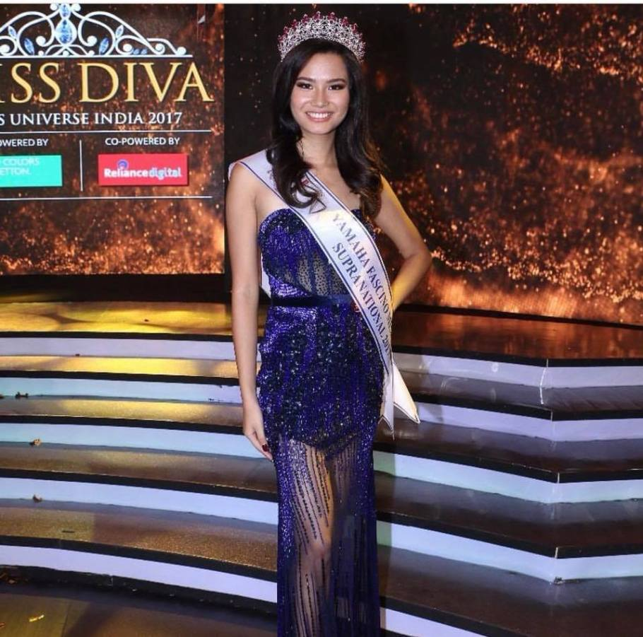 Peden Ongmu Nmgyal is Miss Supranational India 2017