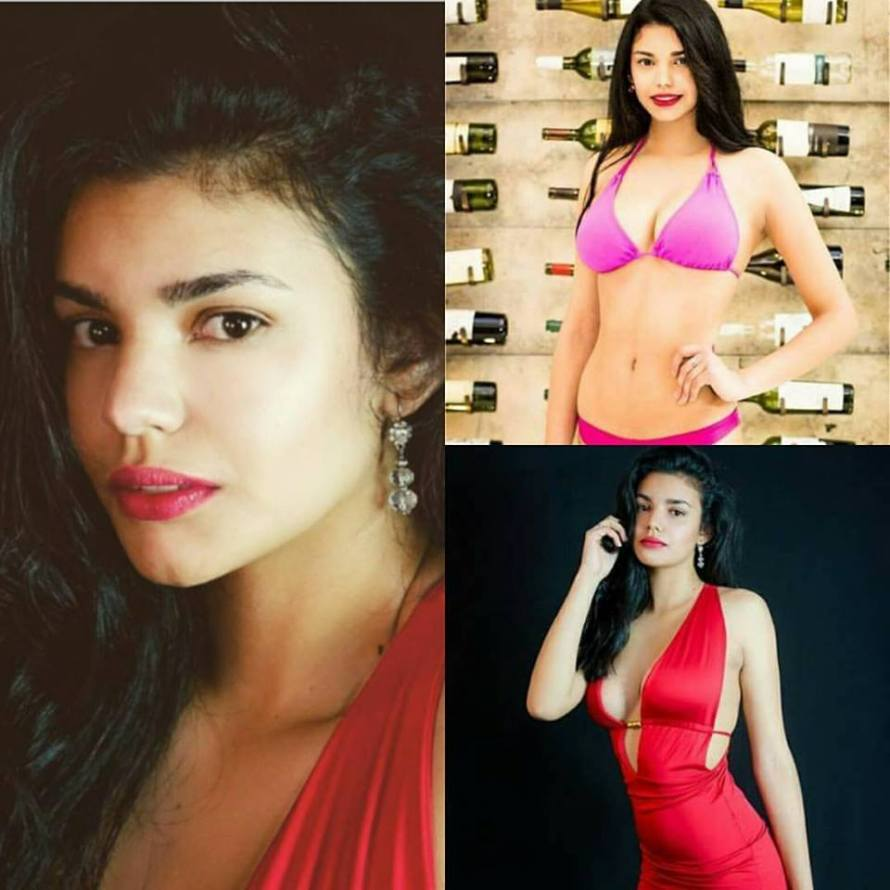 Marisol Acosta is Miss Universe Uruguay 2017