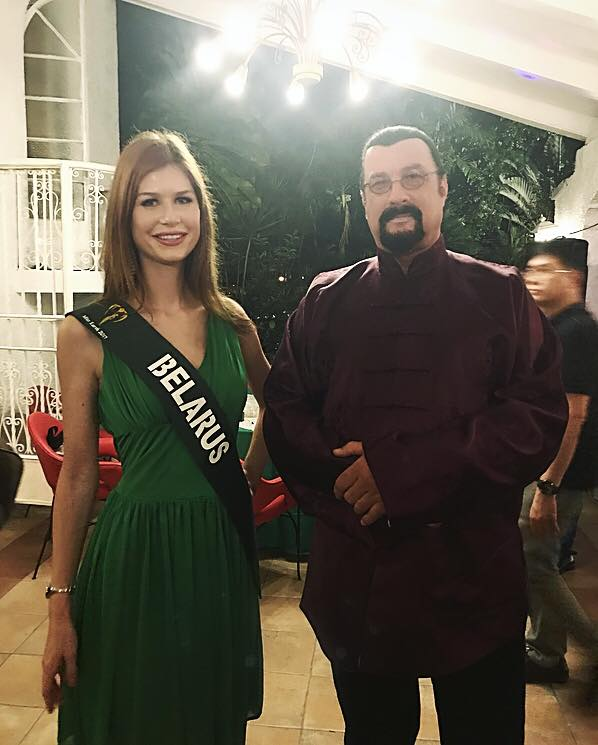 Miss Earth Belarus 2017 Polli Cannabis