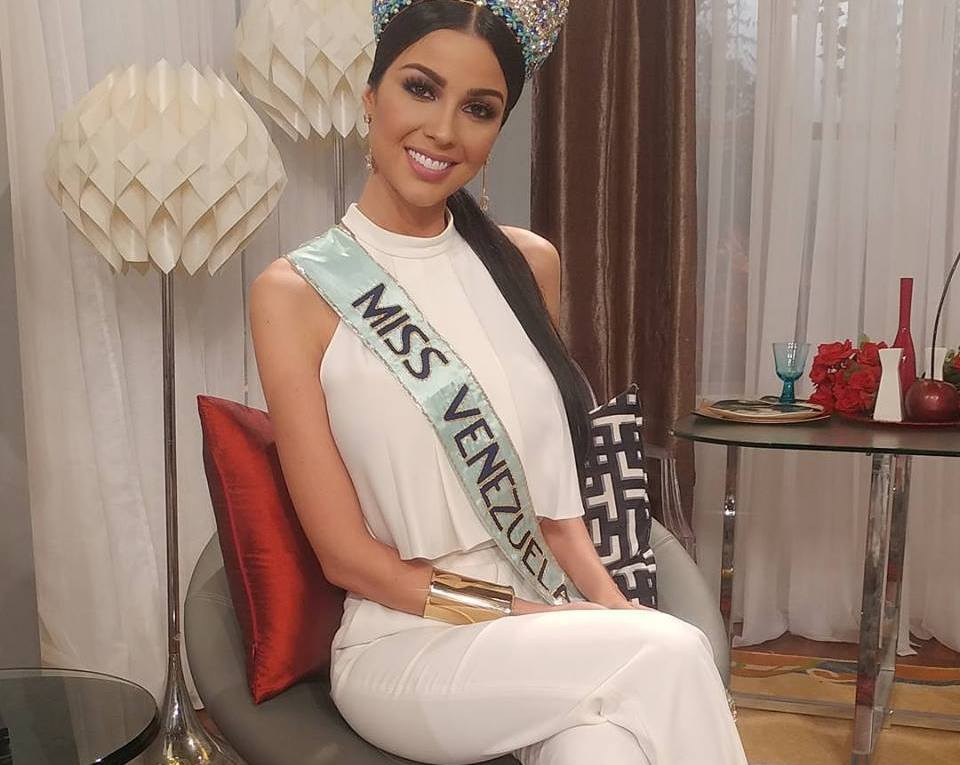 Ana Carolina Ugarte: Meet Miss World Venezuela 2017