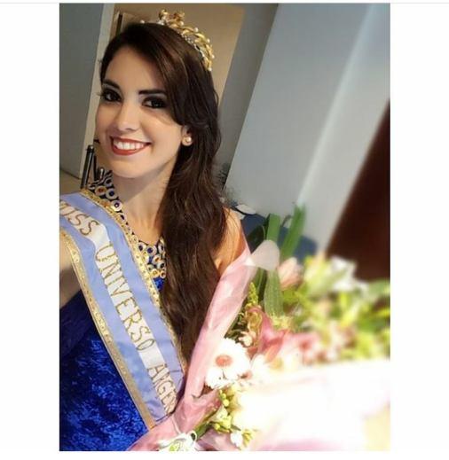 Stefania Incandela is Miss Universe Argentina 2017