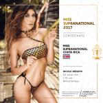 Miss Supranational 2017 Contestants