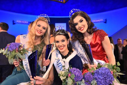 Michaela Söderholm crowned as Miss Universe Finland 2017