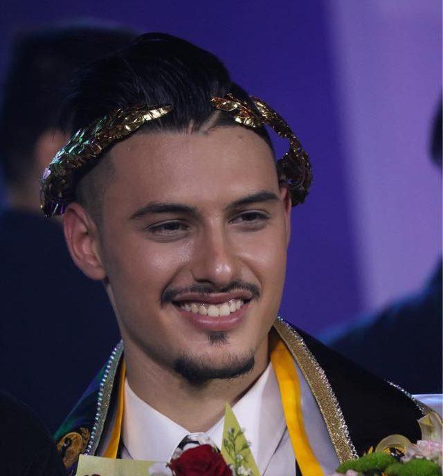 Michaelangelo Skyllas from Australia wins Mister Grand International 2017