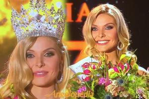 Vanessa Bottanova crowned as Miss Universe Slovakia 2017