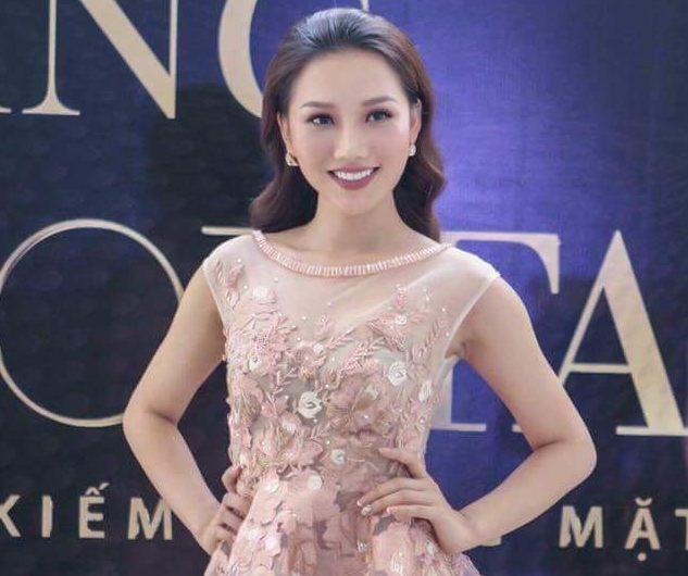 Hoang Thu Thao from Vietnam wins Miss Global Beauty Queen 2017