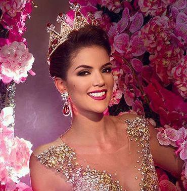 Veruska Ljubisavljevic is Miss World Venezuela 2017