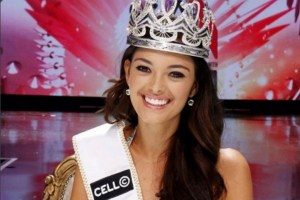 Demi Leigh Nel Peters from South Africa is Miss Universe 2017