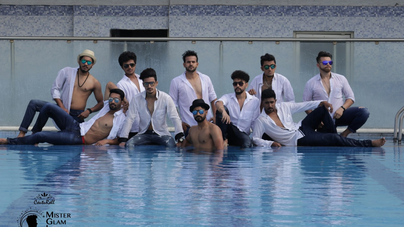 Couturoll Mister Glam India 2017 Contestants