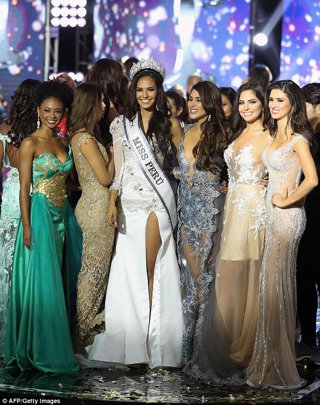 Romina Lozano wins Miss Peru 2018