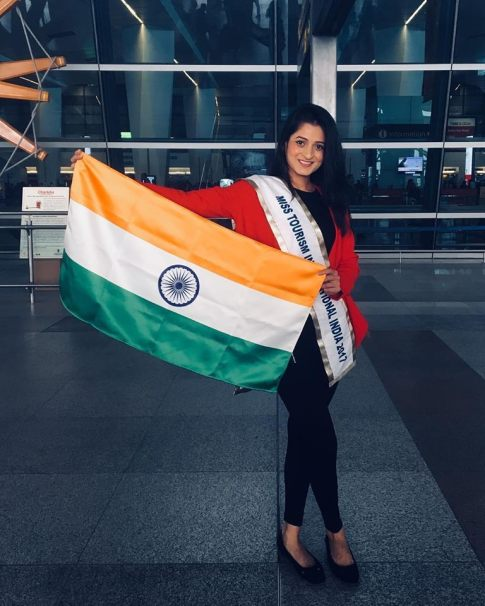 Sakshi Gupta is Miss Tourism International India 2017