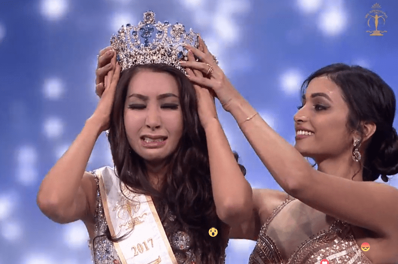 Jenny Kim from Korea wins Miss Supranational 2017