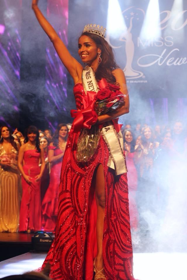 Genesis Suero wins Miss New York USA 2018