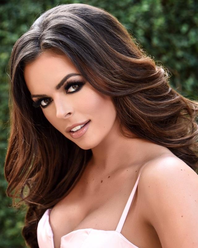 Miss Texas USA 2018,Logan Lester