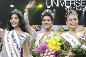 Miss Universe Vietnam 2017,H'Hen Nie