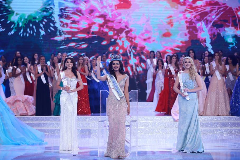 Miss World 2018 Contestants