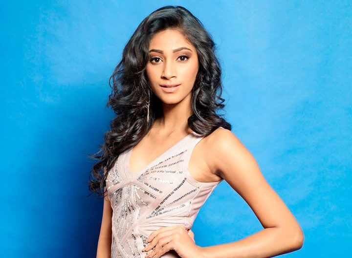Anukreethy Vas wins Femina Miss India Tamil Nadu 2018