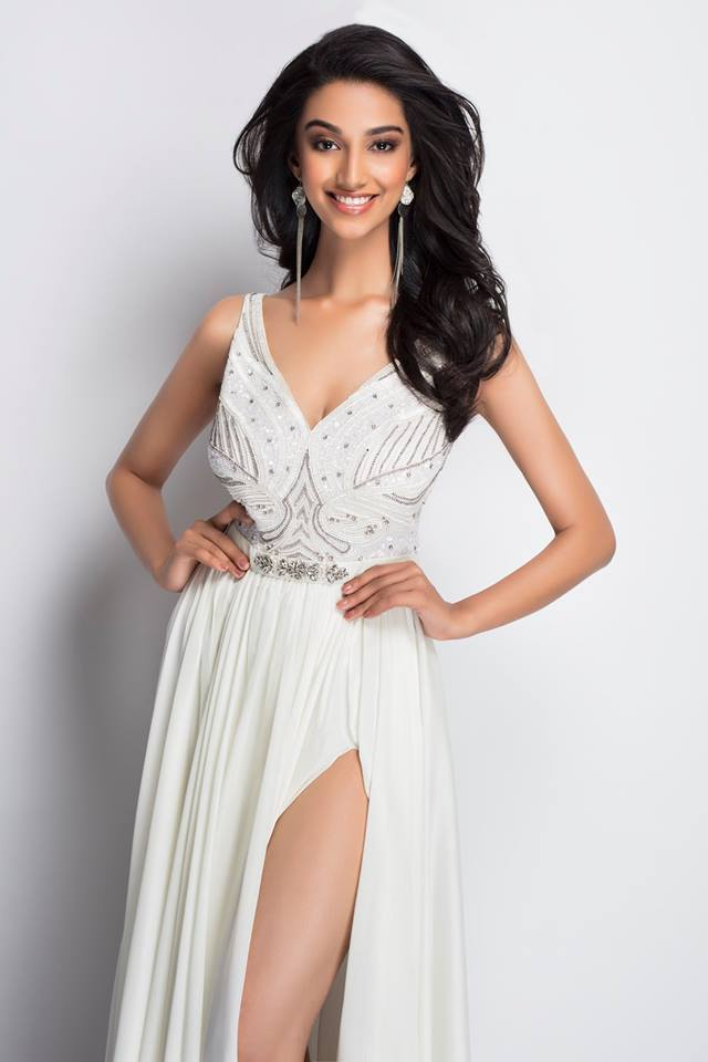 Fbb Colors Femina Miss India 2018 Contestant