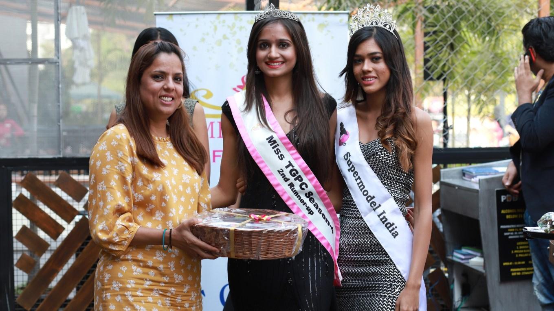 Yukta Upadhyay wins Second Runner-up Crown at Miss TGPC Season 4