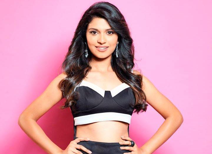 Mekhana Shajan wins Femina Miss India Kerala 2018