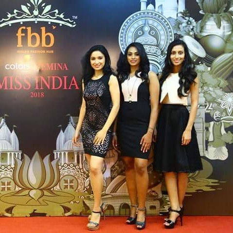 Femina Miss India Telangana 2018