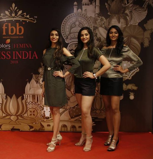 Femina Miss India Chhattisgarh 2018