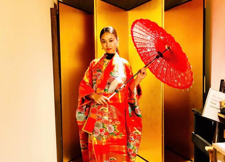Yuumi Kato crowned as Miss Universe Japan 2018