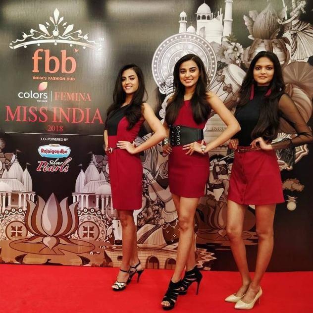 Femina Miss India Jharkhand 2018