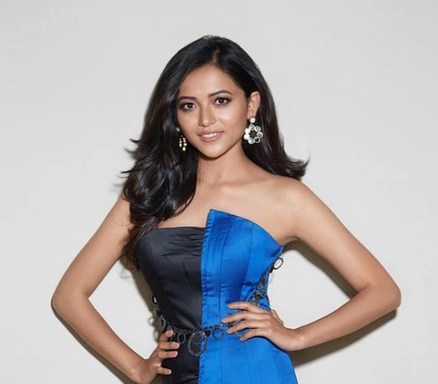 Mary Khyriem wins Femina Miss India Meghalaya 2018