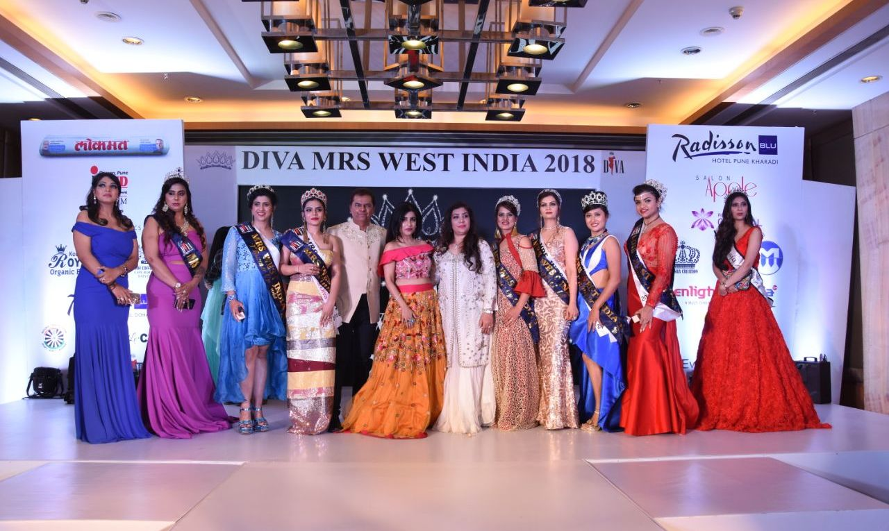 DIVA Mrs West India 2018 Results