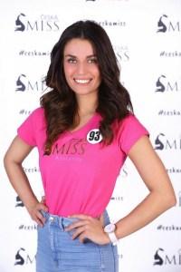 Česká Miss 2018 Contestants