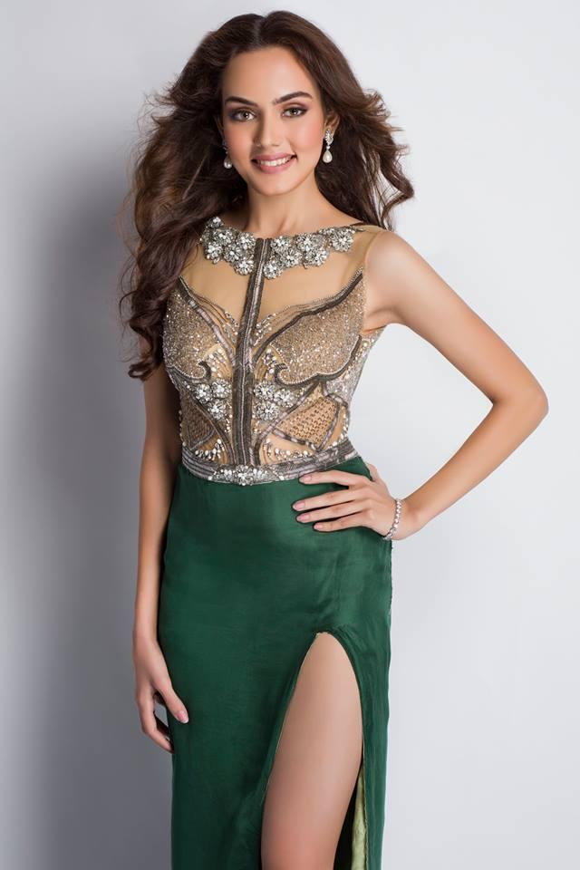 Himanshi Parashar wins Fbb Colors Femina Miss India Uttar Pradesh 2018