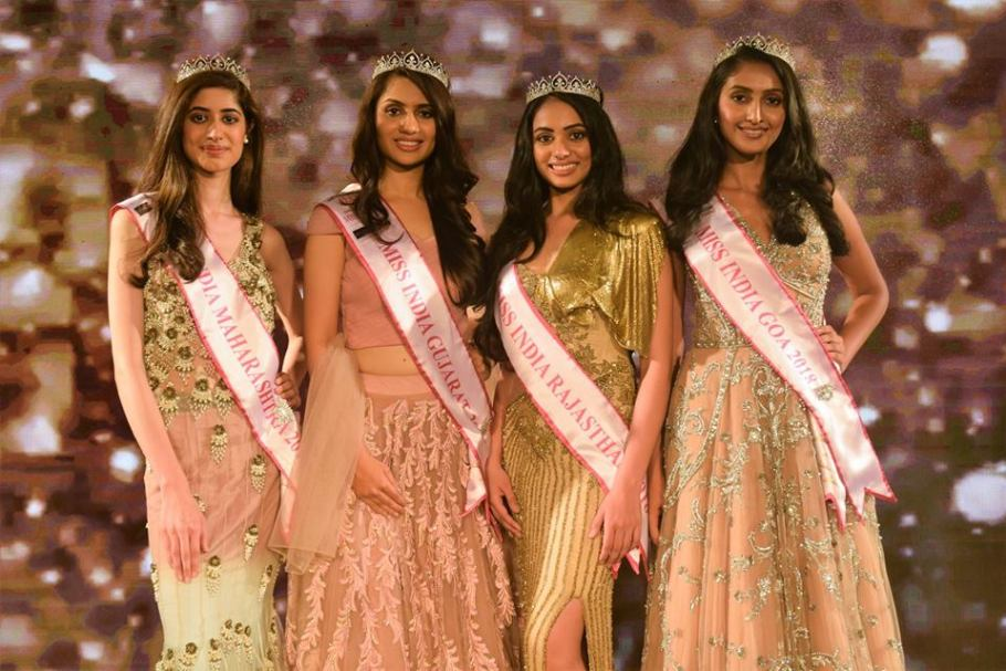 Fbb Colors Femina Miss India West 2018