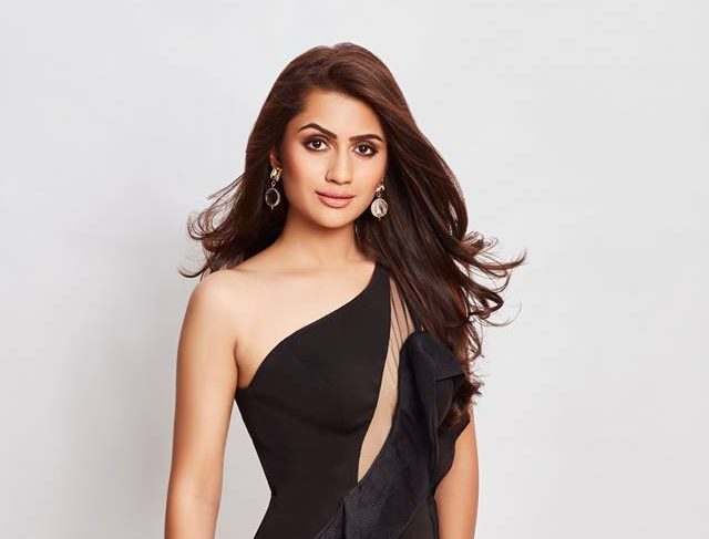 Anushka Luhar wins Femina Miss India Gujarat 2018
