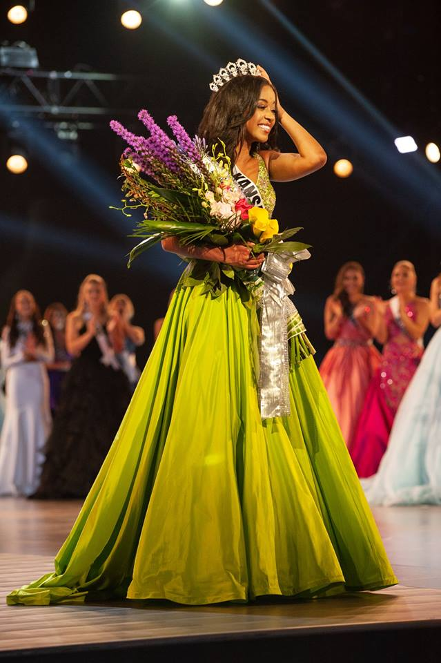 Hailey Colborn from Kansas crowned as Miss Teen USA 2018