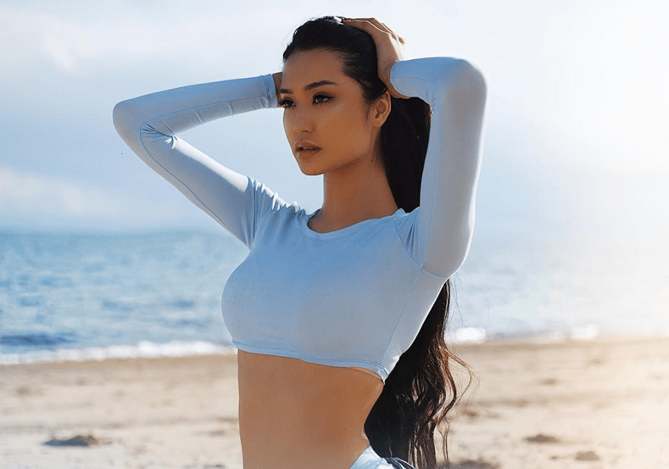 Begimay Karybekova is Miss Universe Kyrgyzstan 2018