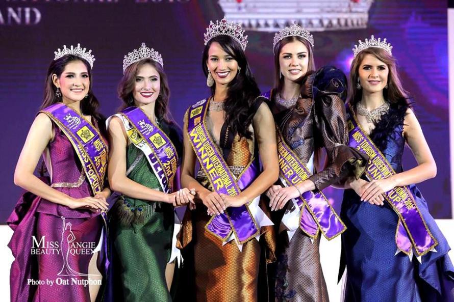 Camilla Reis from Miss Tourism Queen International 2018