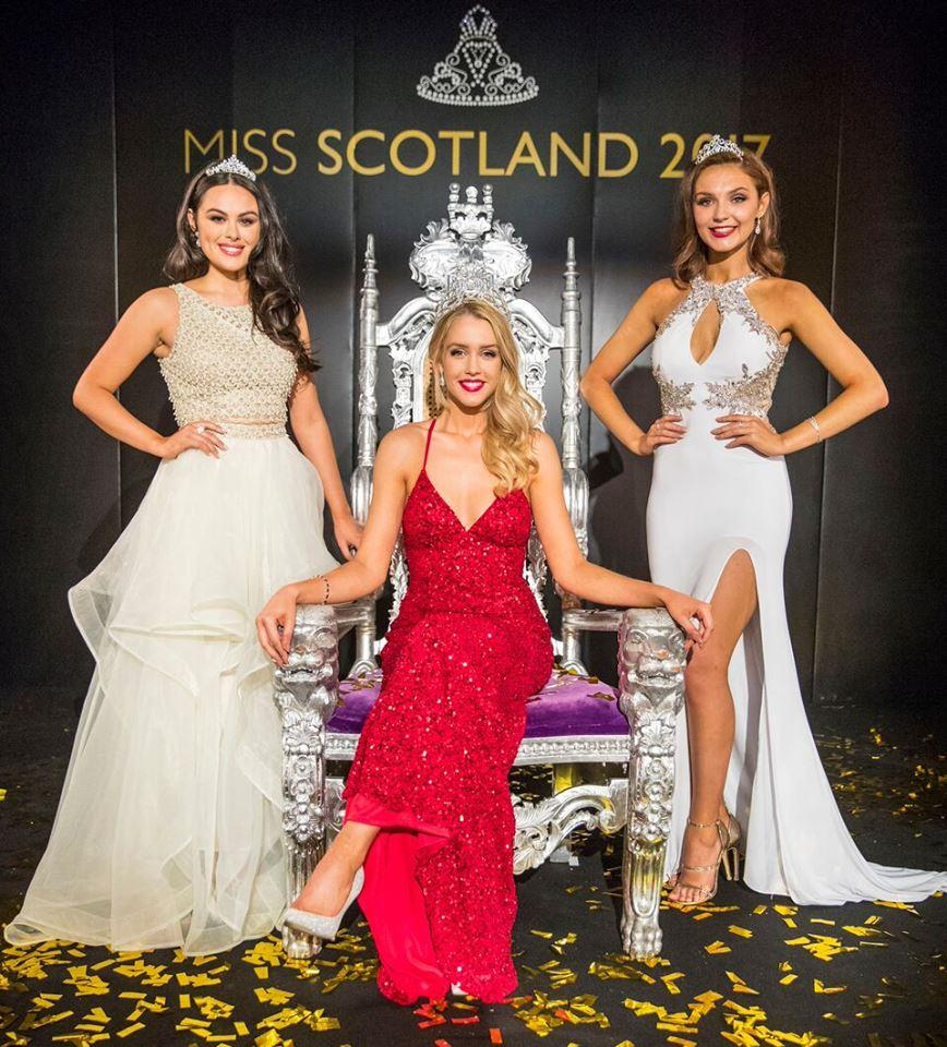 Miss Miss Scotland 2018 Contestants