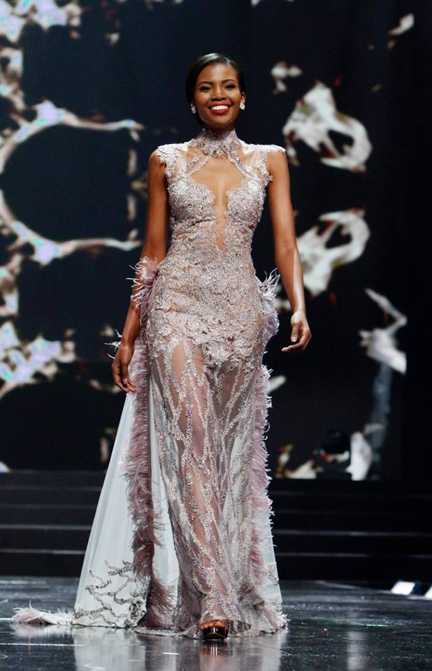 Thulisa Keyi wins Miss World South Africa 2018