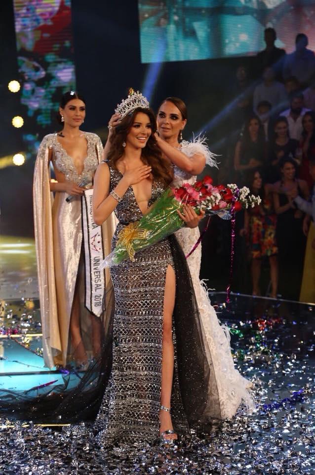 Andrea Toscano will represent Mexico at Miss Universe 2018