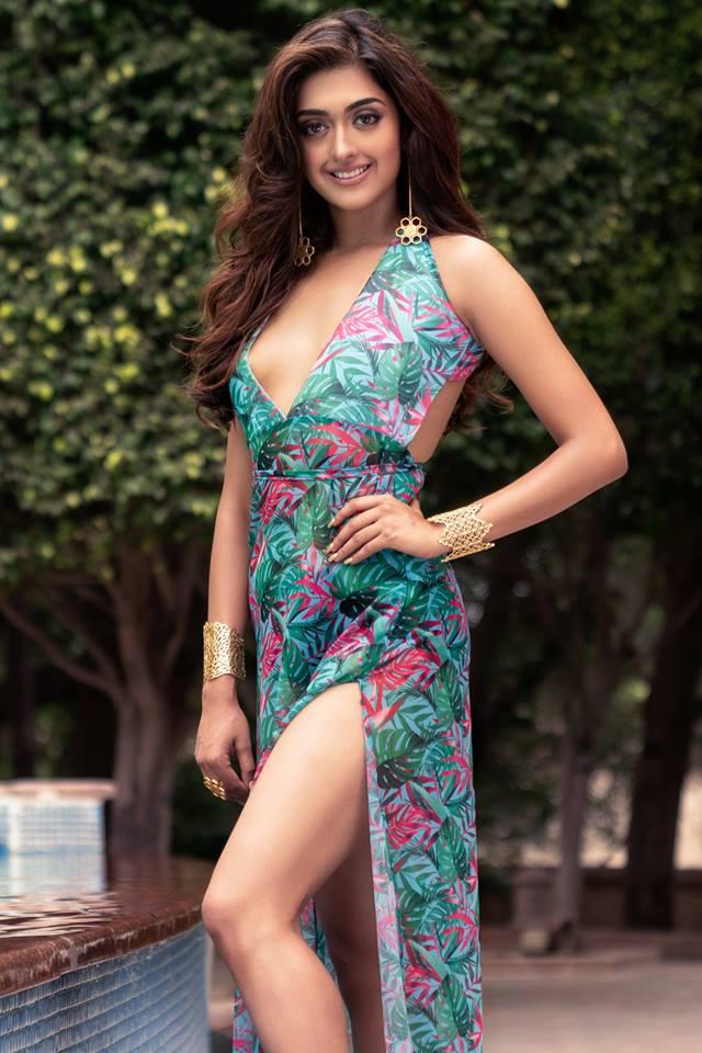 Femina Miss India 2018 resort wear pictures