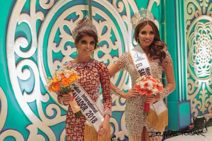 Marisela de Montecristo is Miss Universe El Salvador 2018