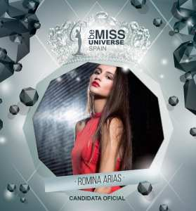 Miss Universe Spain 2018 Contestants